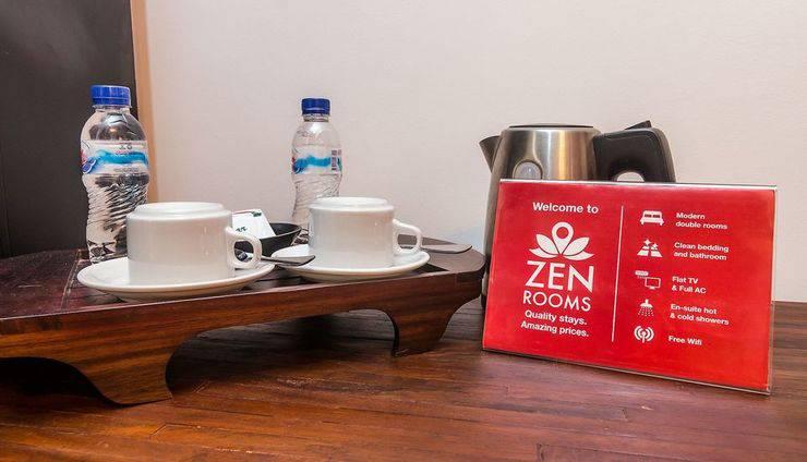 ZenRooms Ubud Sayan Bali - Interior