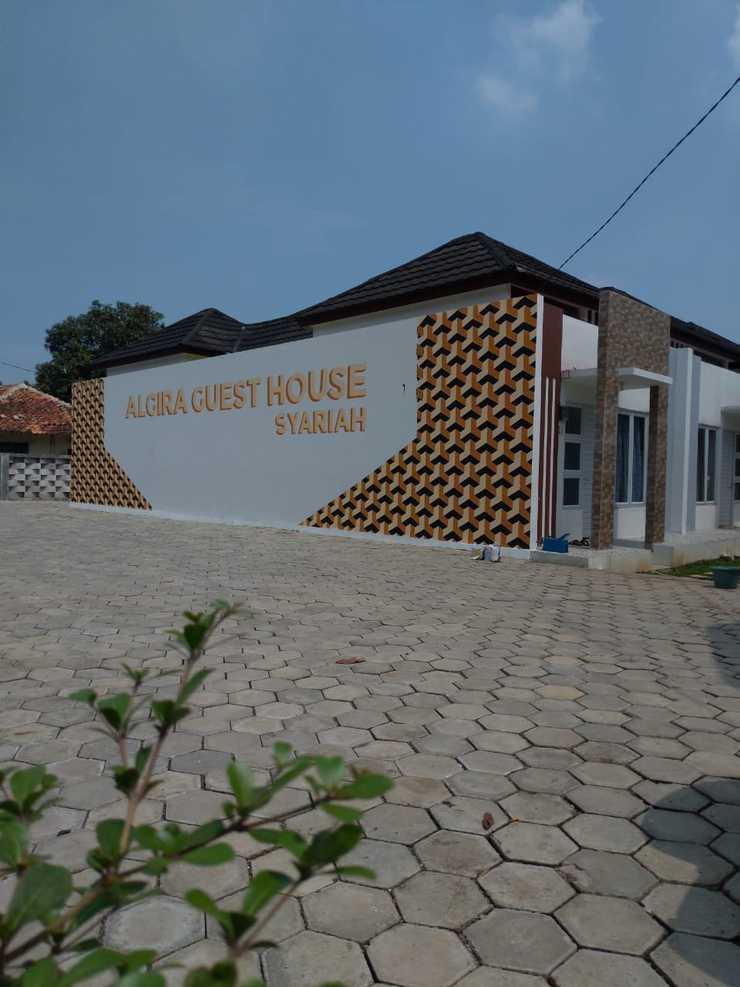 Algira Gunung Batu (Guest House) Bogor - Lobby
