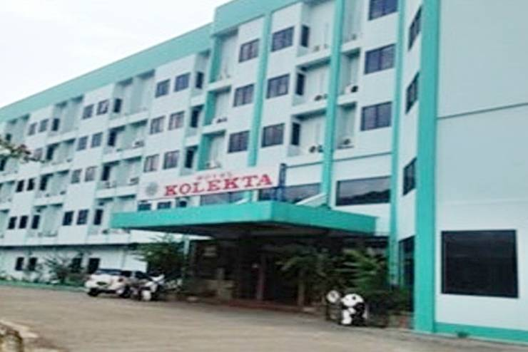 Hotel Kolekta Batam - Eksterior