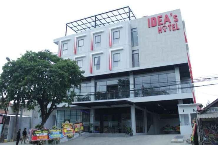 The Ibizzza Idea's Hotel Bandung Bandung - Facade