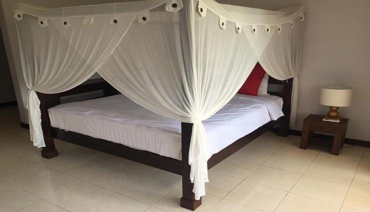 Villa Kukur 1 Bali - Bedroom