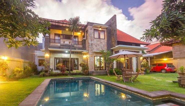 Villa Kukur 1 Bali - Facade
