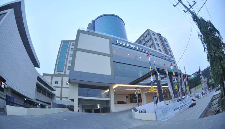 Horison Ultima Palembang - hotel tampak depan