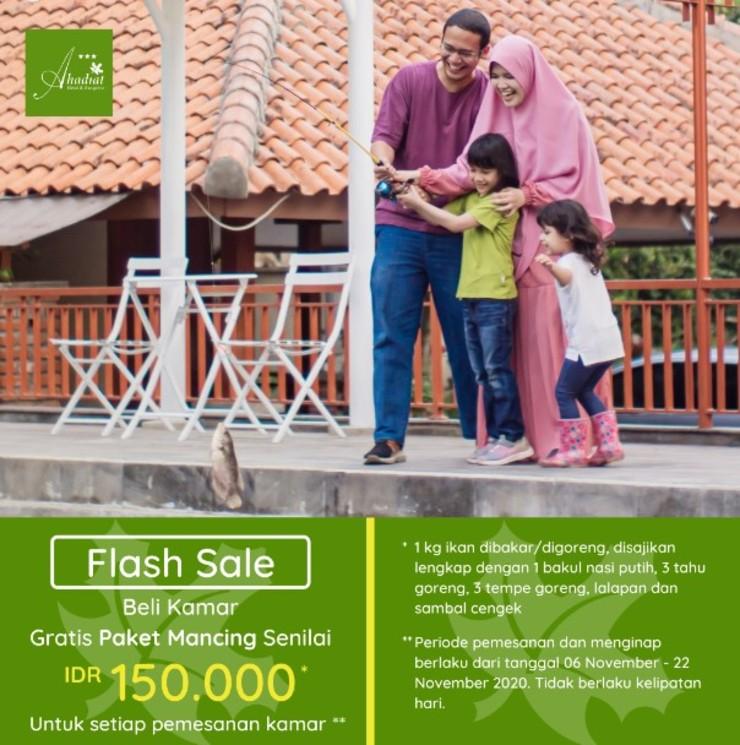 Ahadiat Hotel & Bungalow Bandung - Special Deals