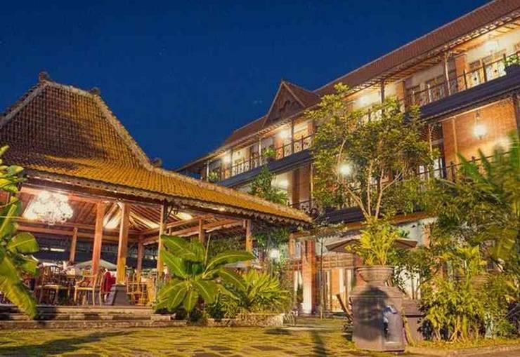 Omah Sinten Heritage Hotel Solo - Appearance