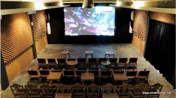 Omah Sinten Heritage Hotel Solo - Mini Cinema