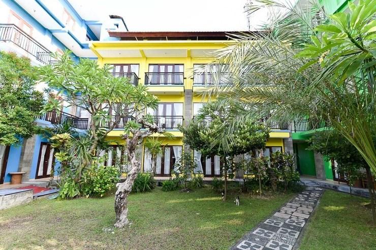 RedDoorz near Level 21 Mall Denpasar Bali - Bangunan Property