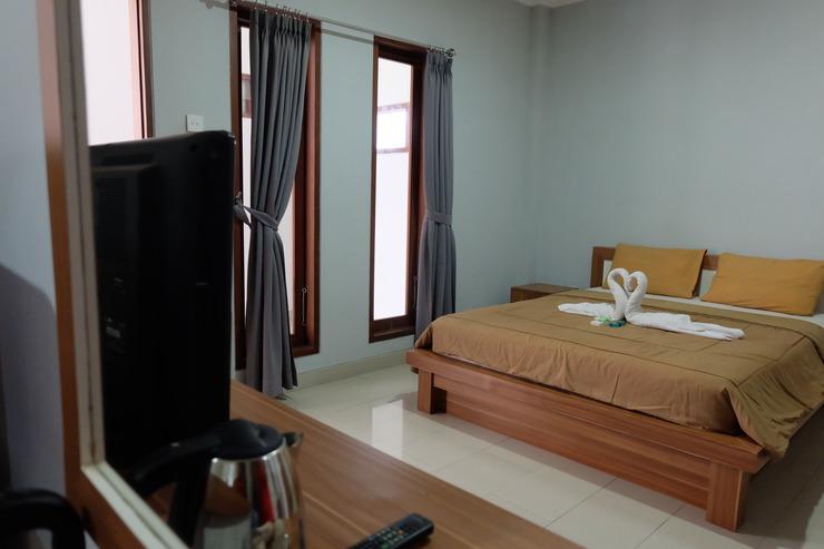 Prada Apartment Bali - Bedroom