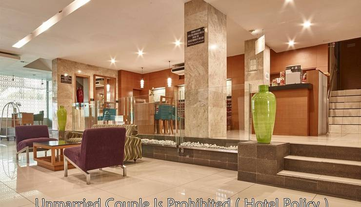 Hotel Alia Pasar Baru Jakarta - Lobby