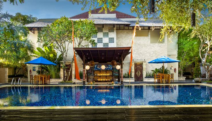 Best Western Kuta Villa Bali - Swiimming Renang