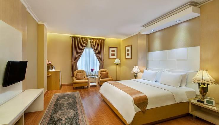 Sahati Hotel Jakarta - Kamar Deluxe