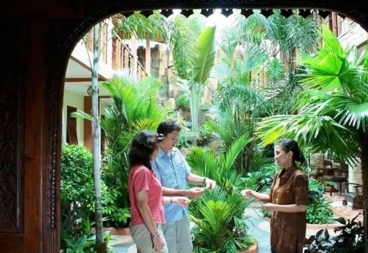 Hotel 1001 Malam Yogyakarta - Tour