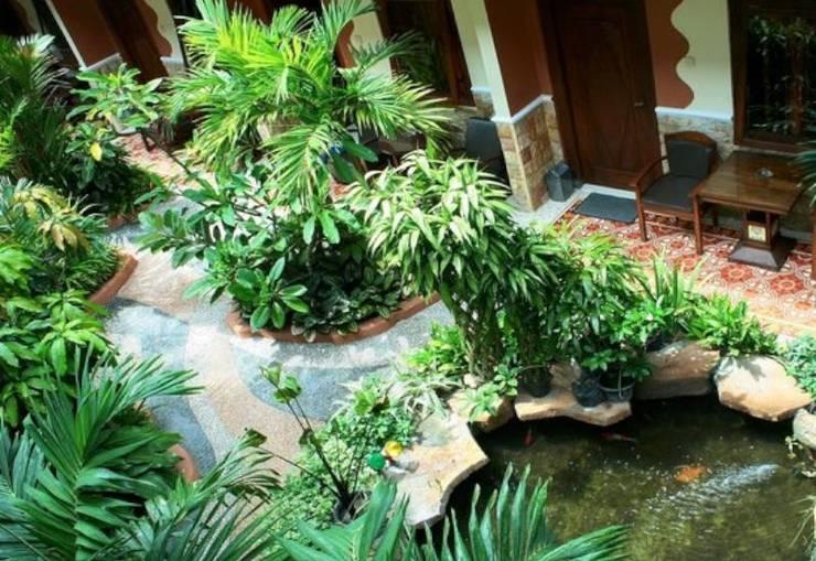 Hotel 1001 Malam Yogyakarta - Garden