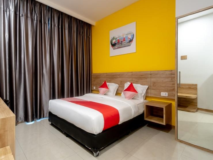 OYO 3159 Festive Inn Medan - BEDROOM DD