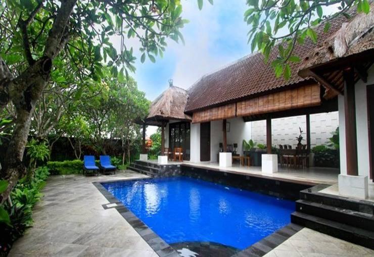 Mai Mesaree Villa Bali - Eksterior