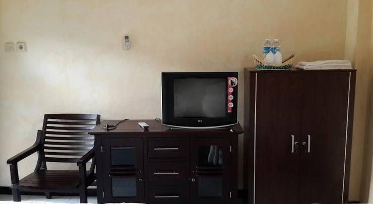 Cahaya Rahman Guest House Banjarbaru - Kamar tamu