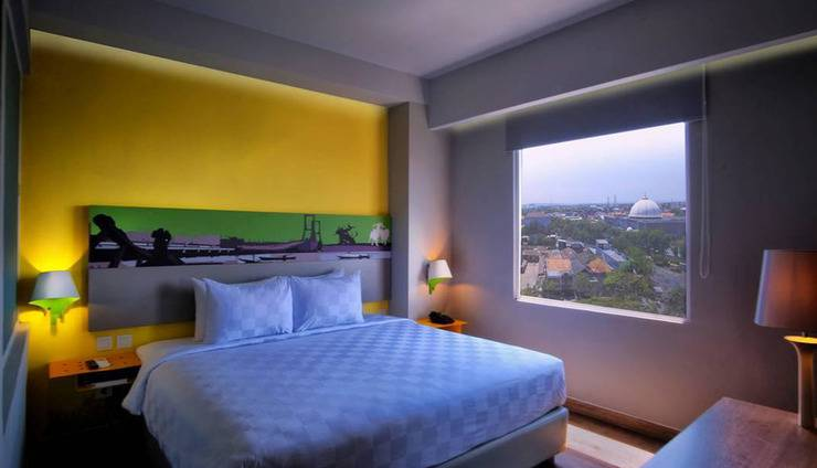 Pesonna Surabaya - Deluxe Room
