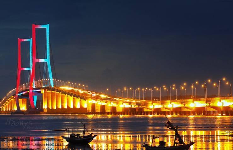 Pesonna Surabaya - Jembatan suramadu
