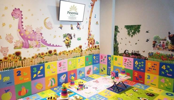 Pesonna Surabaya - Kita menyediakan fasilitas untuk anak, area anak anak