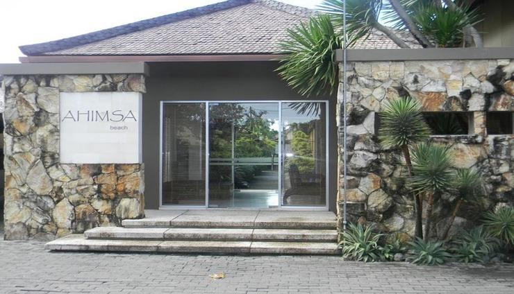 Ahimsa Beach Bali - Exterior