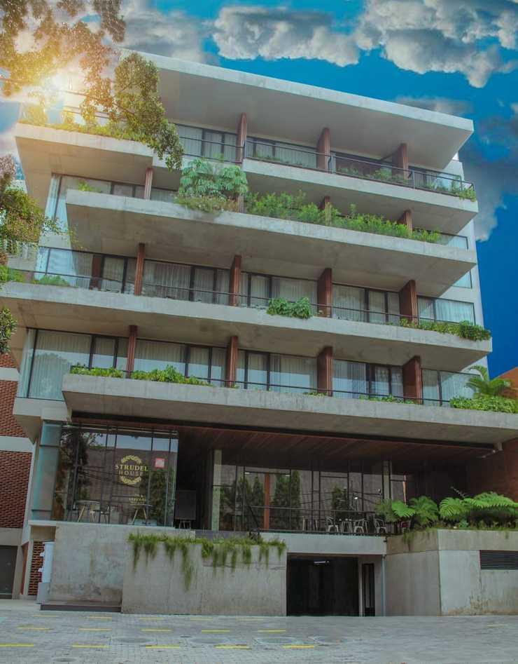 Nagomi Suites Jakarta - view
