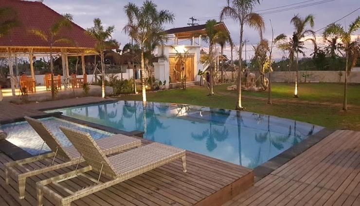 Dayung Villas By YOM Bali - pool
