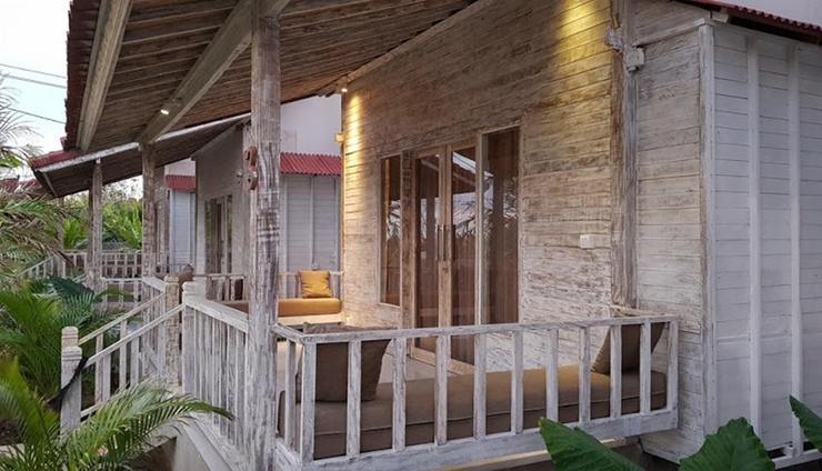 Dayung Villas By YOM Bali - exterior