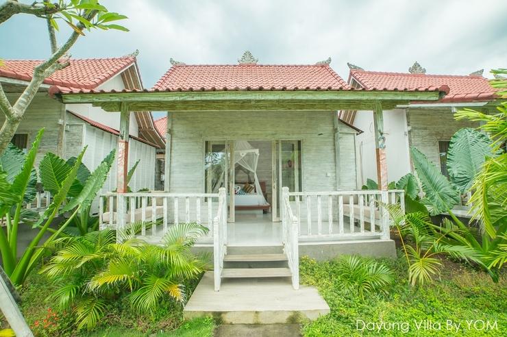 Dayung Villas By YOM Bali - Balkon