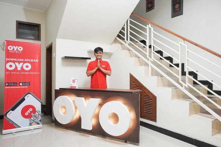 OYO 462 Nugraha Residence Yogyakarta - Reception