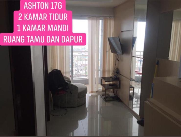 Vidaview Apartement 17 G By.Rannukarta Rent Makassar - Interior
