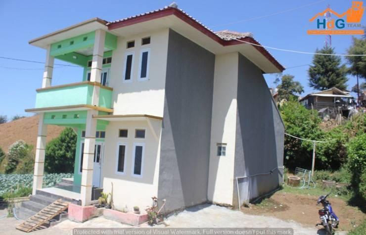Villa Simpang Darajat Garut - Eksterior