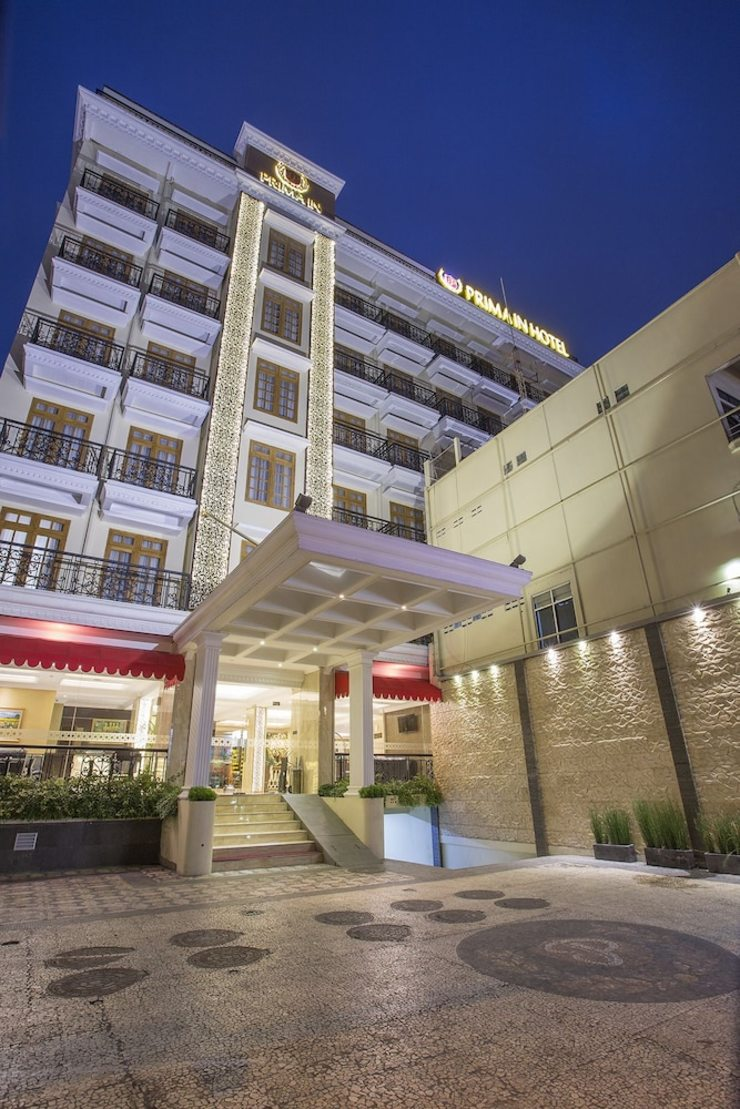 Prima In Hotel Yogyakarta - Front of Property - Evening/Night