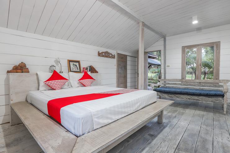 OYO 156 Wirasamala Villa Bogor - Bedroom