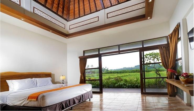 Puri Lumbung Cottage Bali - Room