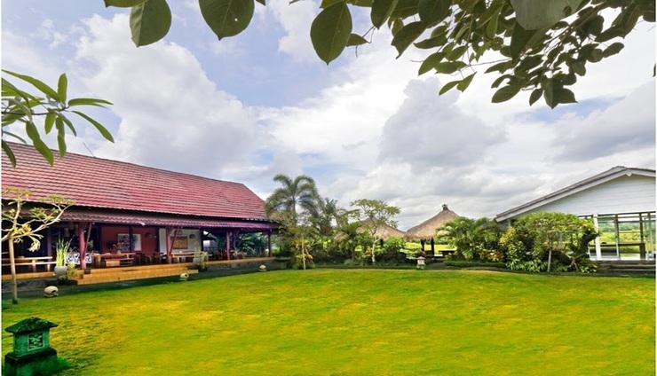 Puri Lumbung Cottage Bali - Exterior