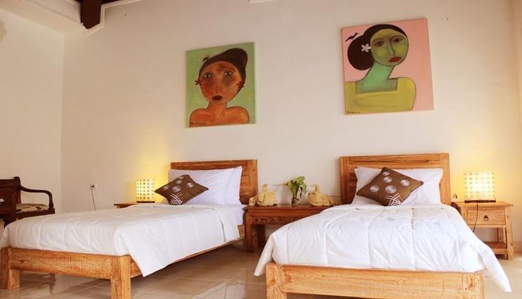 Cahaya Intan Villa Ubud Bali - Bedroom