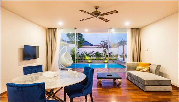 The Daha A Luxury Resort & Spa Bali - interior