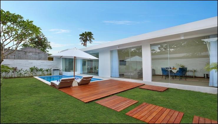 The Daha A Luxury Resort & Spa Bali - exterior