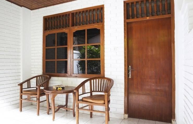 Palm Garden Kuta Bali - Eksterior