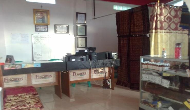 DASI Guest House Flores - Lobby