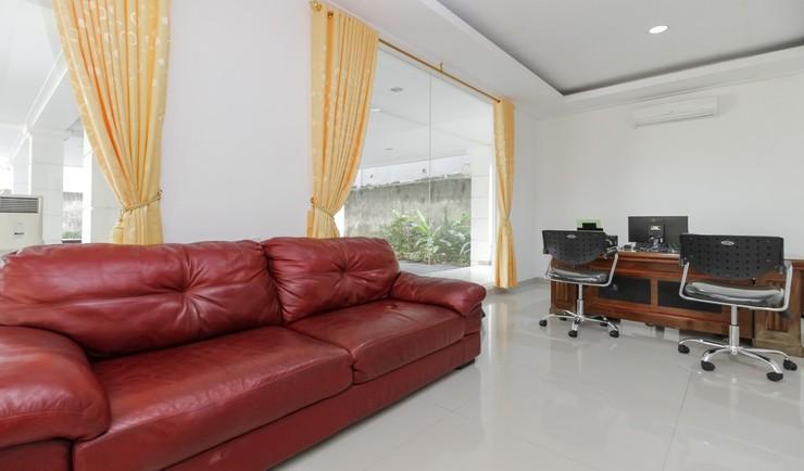 Jagakarsa Studio Jakarta - Interior