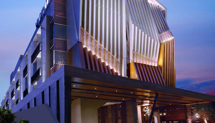 Vasanti Kuta Hotel Bali - Facade Vasanti Kuta Hotel