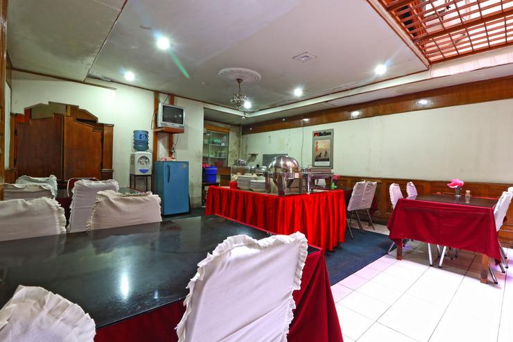 Hotel Sumatera Medan - Restaurant