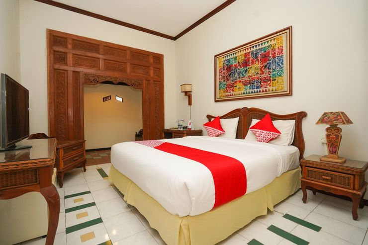 OYO 751 Hoormoes House Surabaya - Bedroom