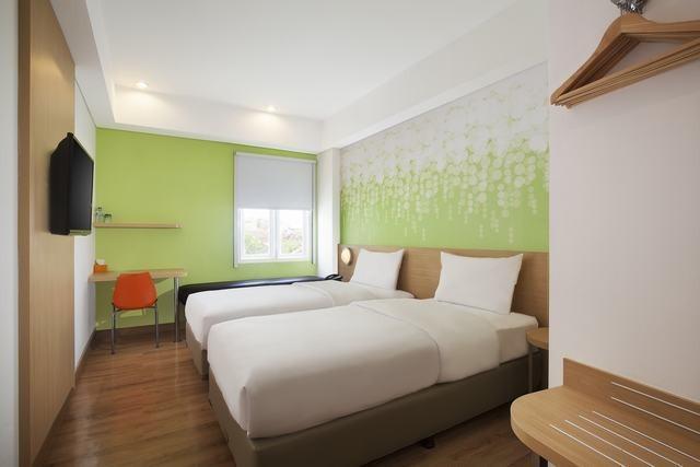 Zest Hotel Yogyakarta - kamar twin zest