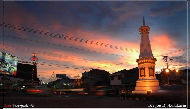 Zest Hotel Yogyakarta - Monumen Tugu yogyakarta