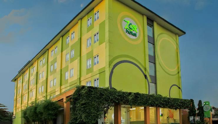 Zest Hotel Yogyakarta - Building