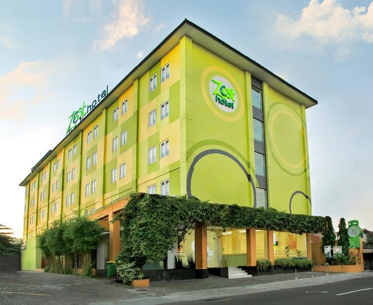 Zest Hotel Yogyakarta - Gedung