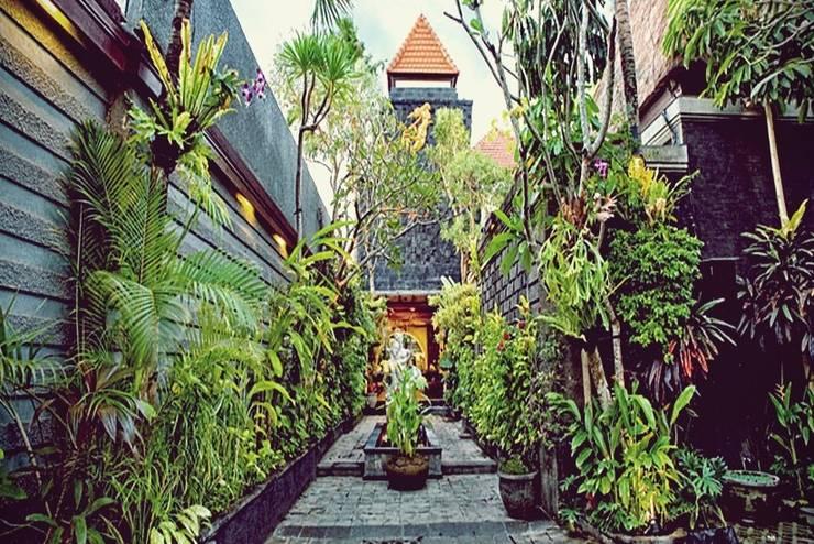 The Bali Dream Villa Bali - Pintu Masuk