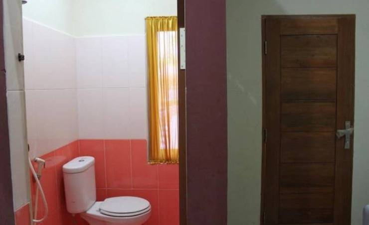 pondok cemara Medan - Kamar mandi